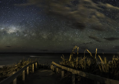 Muriwai Milky Way